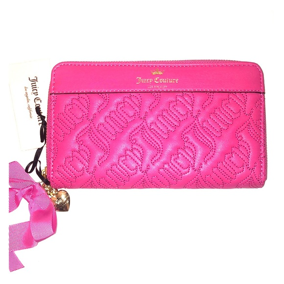 Juicy Couture Handbags - NWT Juicy Couture Wallet